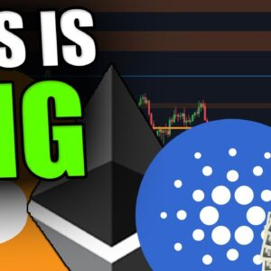 BITCOIN & ETHEREUM ARE ABOUT TO DO SOMETHING BIG!