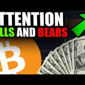 WARNING! WATCH THIS BEFORE YOU TRADE BITCOIN [Bears Getting DESTROYED...]