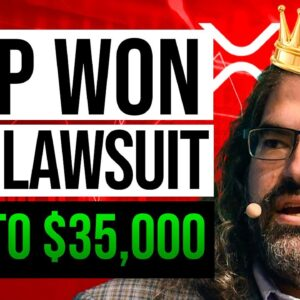 XRP TO $35,000! 🚨 INSIDER CONFIRMS: 'SEC LOSES LAWSUIT!' 🚨 (RIPPLE XRP SEC LAWSUIT NEWS AND UPDATE)