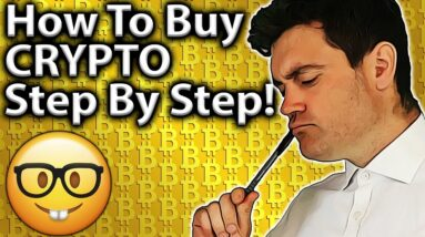Buying Crypto SAFELY: Complete Beginner's Guide!! 🤓