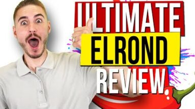 ELROND - What Is ELROND - How It Works - ELROND EGLD TOKEN Review