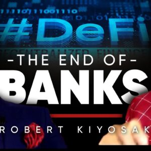 ROBERT KIYOSAKI 💰 -  WHY DEFI IS THE BIGGEST OPPORTUNITY IN CRYPTO RIGHT NOW 🎬Episode - London Real