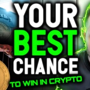 CLEAREST PROOF THEY ARE LYING TO YOU! This is Your BEST Chance To Win In Crypto
