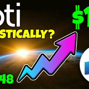 COTI - COULD $532 MAKE YOU A MILLIONAIRE... REALISTICALLY???