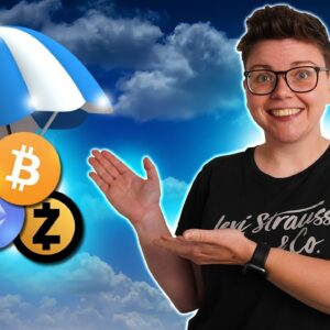 How To Get FREE Crypto With Airdrops