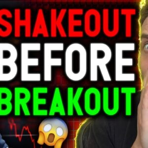 LAST SHAKEOUT BEFORE BREAKOUT? Worst Manipulation in Crypto Explained
