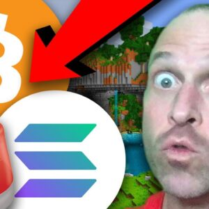 BITCOIN GOLDEN CROSS PREDICTS 25X GAINS??? SOLANA NETWORK DOWN HAS BIGGER ISSUES! [monsters clan..]