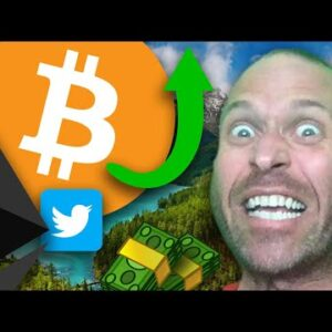TRADING EXPERT (not me..) SAYS BITCOIN TO $100,000 THIS MONTH!!!!!!! HUGE ETHEREUM TWITTER NEWS!!!!!