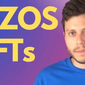Why Tezos NFTs are on the RISE (still early!)