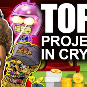 3 Top Projects In Crypto! (Enjin Primed For Run Up)