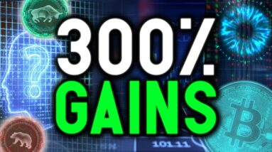 300% GAINS INCOMING! BEST BITCOIN INDICATOR FIRES AGAIN!