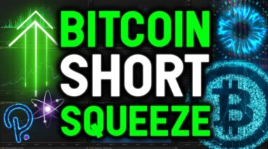 BEST OUTCOME FOR BITCOIN BULLS AS SHORT SQUEEZE EMERGES!