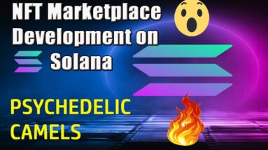 How NFT's Work? 🔥 Solana NFT's ✅ Why are NFT's Valuable? Psycamelsnft | Crypto News Today 💯