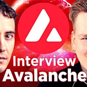 AVALANCHE BIG INTERVIEW With Emin Gün Sirer - How to Build Avalanche Dapps in the Description