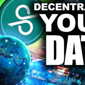 Cryptocurrency Changing Web3 Infrastructure FOREVER. (Blockchain Decentralizes YOUR Data)