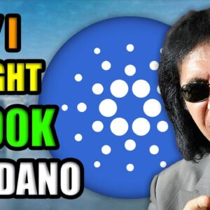 Why Gene Simmons Invested OVER $300k in Cardano (ADA) | Best Cryptocurrency to Invest?