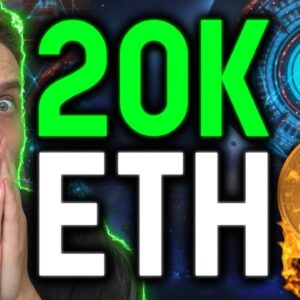 $20K ETH INCOMING! The US Government is about to unleash the crypto bulls (Urgent)