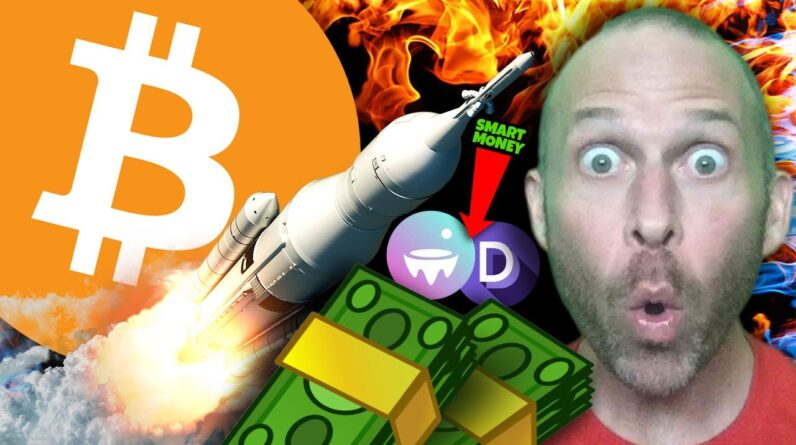 BITCOIN ALL TIME HIGH IMMINENT!! WHY BTC WILL BE $130K BY THANKSGIVING! BEST METAVERSE & DEFI COINS!