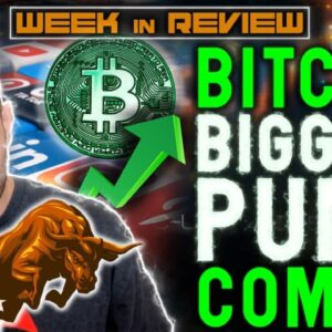 BEST MONTH FOR GAINS!! BIGGEST PUMP IN HISTORY COMING FOR BITCOIN AND ETHEREUM!