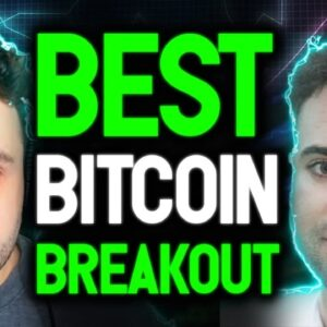 BEST BITCOIN BREAKOUT WILL HAPPEN AFTER PASSING THIS KEY RESISTANCE! Must Watch Expert TA