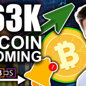 Plan B Supports Bull Market Continuation! ($63000 Bitcoin Target Imminent)
