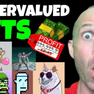 HOW TO FIND UNDERVALUED NFTS!!!!! COMPLETE BEGINNERS GUIDE TO BUYING NFTS FOR MASSIVE PROFIT!!!!!!